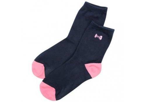 Simply Southern Simply Southern Socks Bow