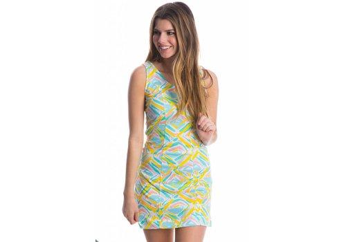 Lauren James Lauren James Ellie Printed Dress