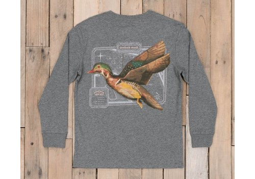 Southern Marsh Southern Marsh Wood Duck L/S YOUTH