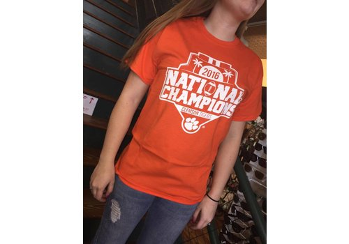 Southern Strut Clemson 2016 National Champs