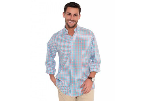 Southern Shirt Southern Shirt Co. Midtown Check Button Down