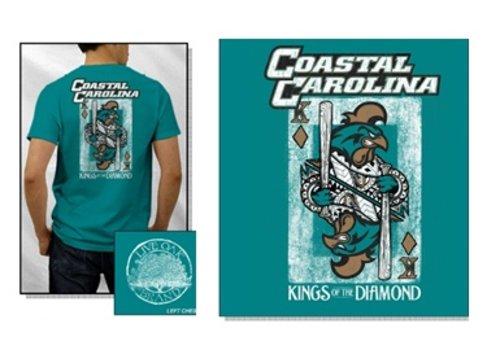 Live Oak Brand Coastal Carolina King of the Diamond
