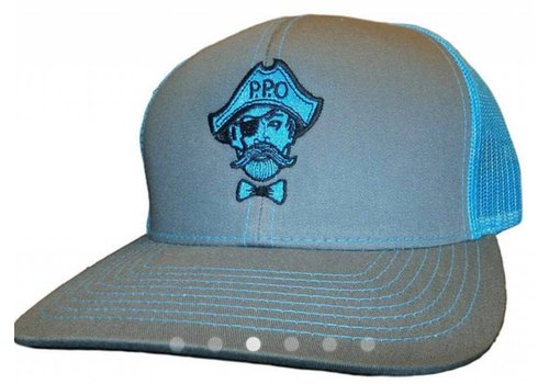 Preppy Pirate Outfitters PPO Trucker Hat