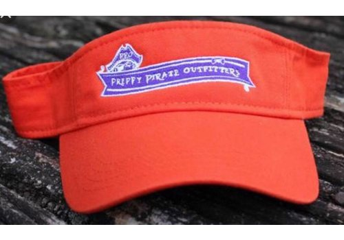 Preppy Pirate Outfitters PPO Visor