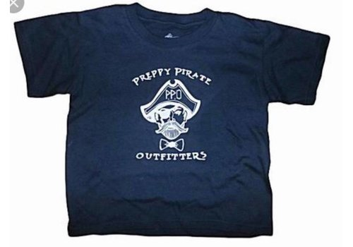 Preppy Pirate Outfitters PPO Logo
