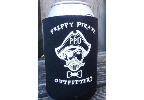 Preppy Pirate Outfitters PPO Koozies