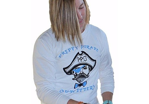 Preppy Pirate Outfitters PPO Big Logo