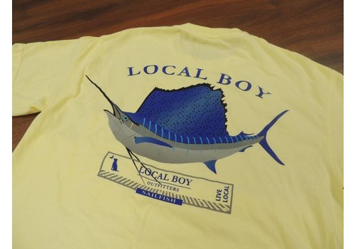 Local Boy Outfitters Local Boy Offshore Sailfish