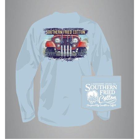 Southern Fried Cotton Jeepin L/S