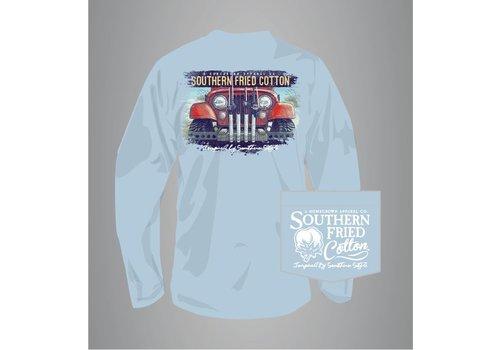 Southern Fried Cotton Southern Fried Cotton Jeepin L/S