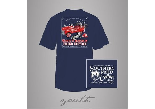 Southern Fried Cotton Southern Fried Cotton Lil Fire Chief Youth T-Shirt