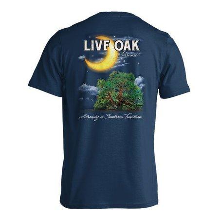 Live Oak Moon