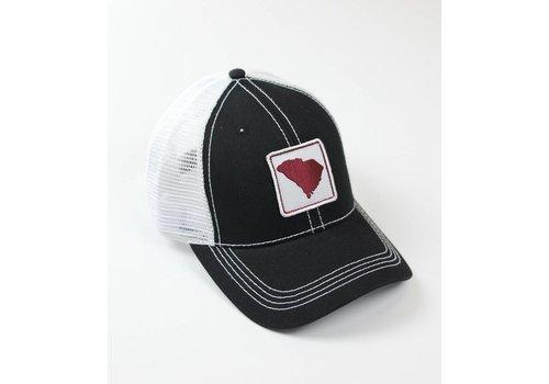 Southern Hooker Southern Hooker SC Silhouette Hat