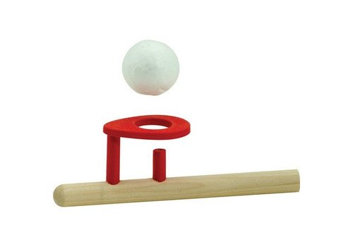 Schylling Wooden Floating Ball Game