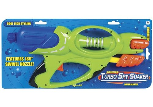 Toysmith Turbo Spy Soaker