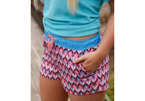 Jadelynn Brooke JLB Printed Short