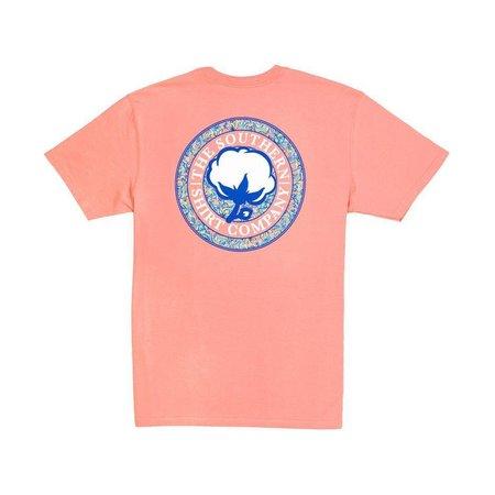 Southern Shirt Co. Paisley Logo