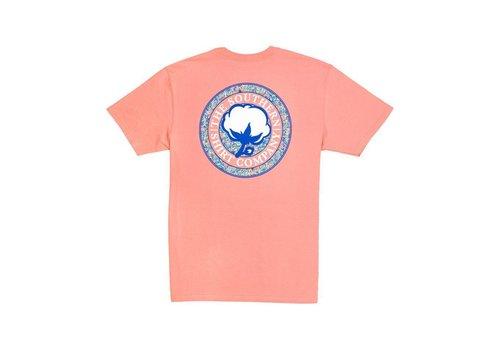 Southern Shirt Southern Shirt Co. Paisley Logo