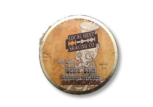 Local Gent Shaving CO. Local Gent Beard Balm 2oz