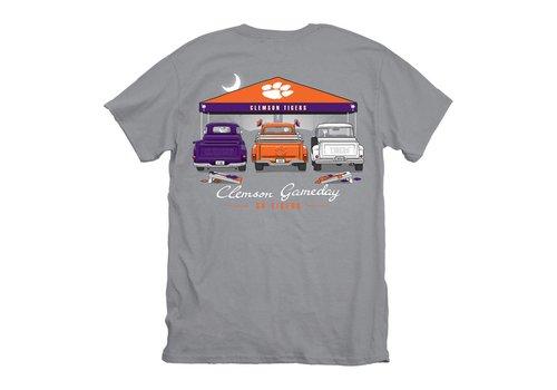 Clemson Gameday Trucks T-shirt