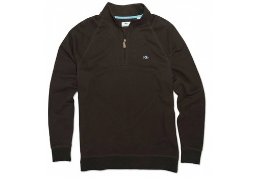 Fish Hippie Fish Hippie Rye Creek 1/4 Zip