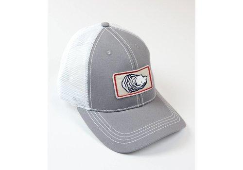 Southern Hooker Southern Hooker Oyster Logo Trucker Hat