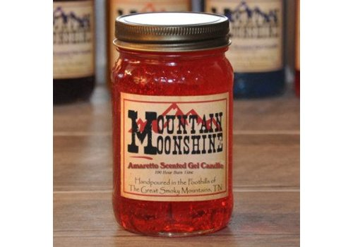 Amaretto Moonshine Gel Candle