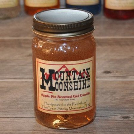 Apple Pie Moonshine Gel Candle