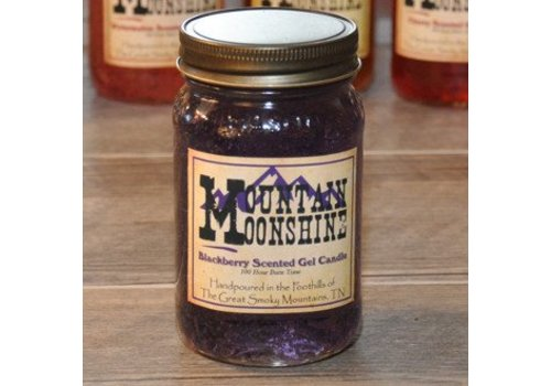 Blackberry Moonshine Gel Candle