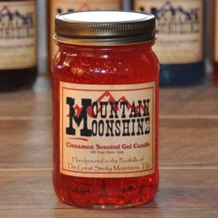Cinnamon Moonshine Gel Candle