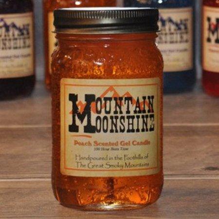 Peach Moonshine Gel Candle