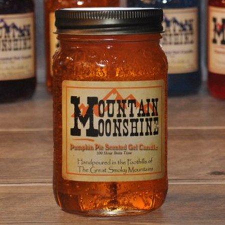 Pumpkin Pie Moonshine Gel Candle