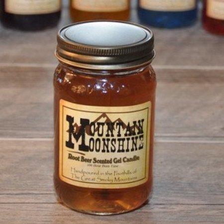 Root Beer Moonshine Gel Candle
