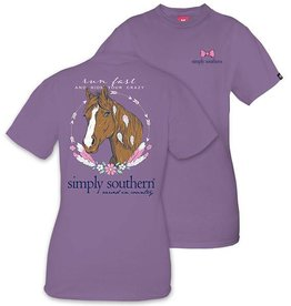 Simply Southern Simply Southern Horse Amethyst