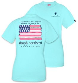 Simply Southern Simply Southern American by Birth Marine