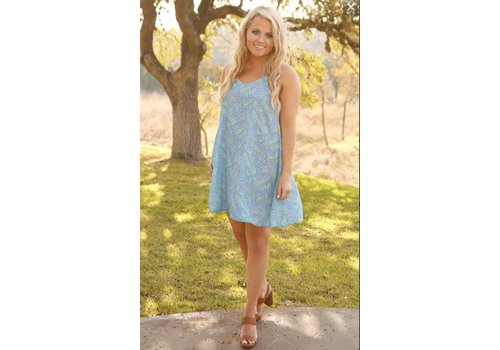 Jadelynn Brooke JLB Coastal Cami Dress