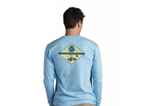 Fish Hippie Fish Hippie Fly Spin Long Sleeve
