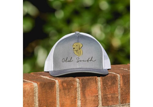 Old South Old South Buddy Graphite Trucker Hat