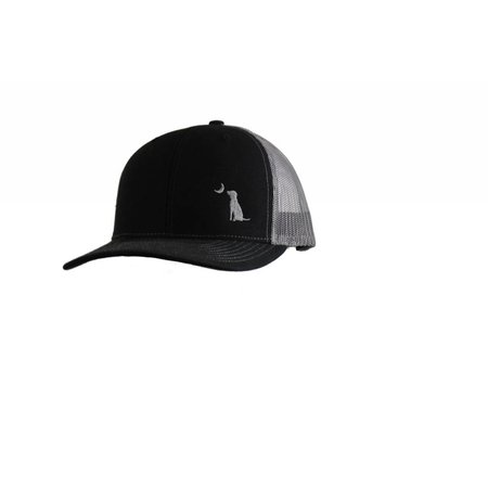 Local Boy Trucker Black / Charcoal Hat