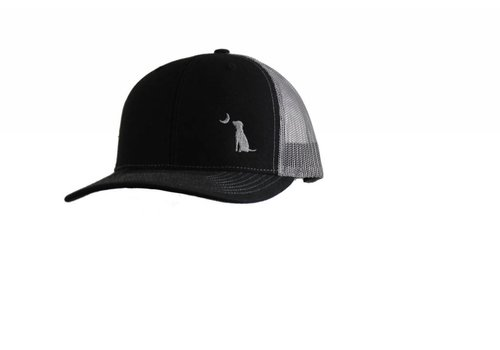 Local Boy Outfitters Local Boy Trucker Black / Charcoal Hat