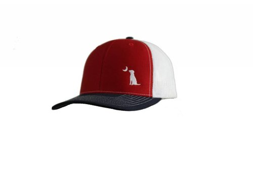 Local Boy Outfitters Local Boy Trucker Navy / Red Hat