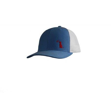 Local Boy Trucker Blue / White Hat
