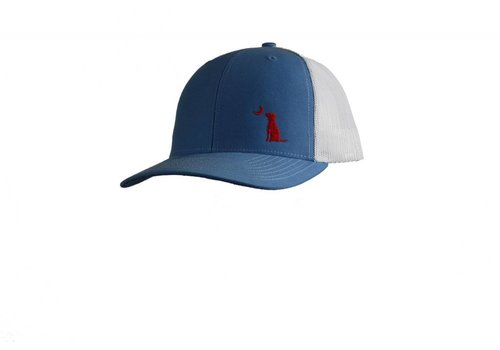 Local Boy Outfitters Local Boy Trucker Blue / White Hat