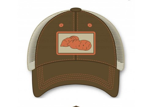 Southern Hooker Southern Hooker Sweet Potatoes Hat