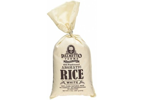 Palmetto Farms Palmetto Farms White Aromatic Rice 2 lbs.