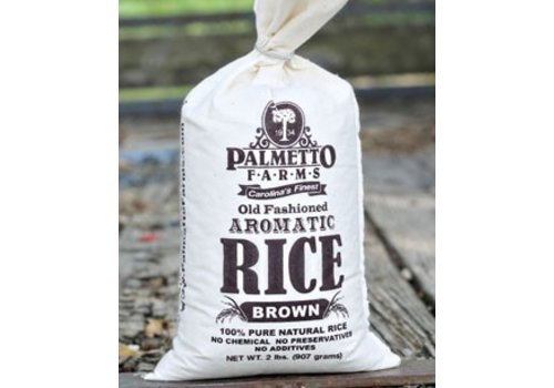 Palmetto Farms Palmetto Farms Brown Aromatic Rice 2 lbs.