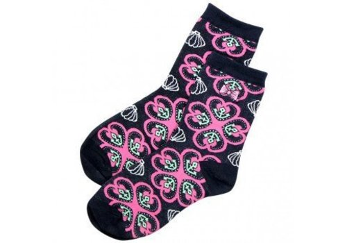 Simply Southern Simply Southern Sea Clover Socks