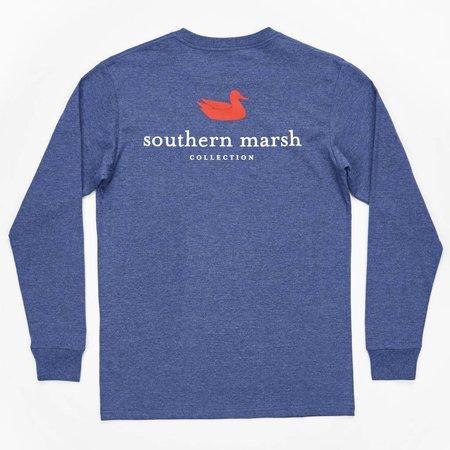 Men's Authentic Long Sleeve T-Shirt
