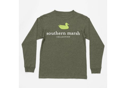 Southern Marsh Southern Marsh Authentic  L/S Youth