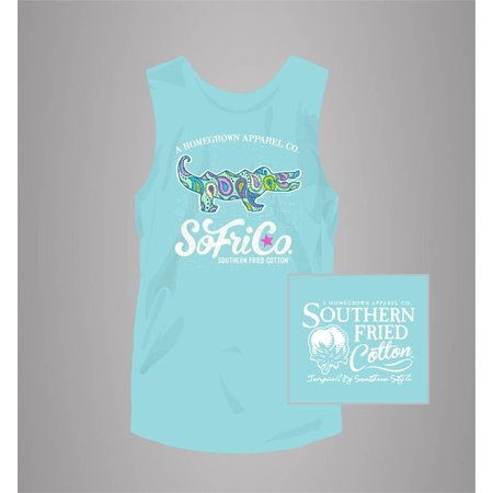 Southern Fried Cotton Allie Tank